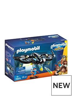 Playmobil Playmobil Movie Robotitron with Drone