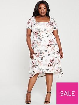 v-by-very-curve-square-neck-prom-dress-print