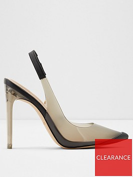 aldo-feiwia-clear-plastic-heeled-court-shoes-black