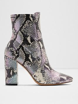 aldo-aurella-snake-print-ankle-bootsnbsp