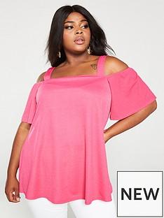 149e0eaca Cold Shoulder | Tops & t-shirts | Women | www.very.co.uk