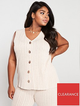 v-by-very-curve-textured-jersey-co-ord-top-sand
