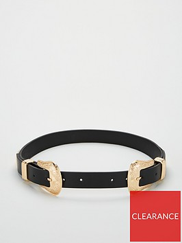 v-by-very-double-buckle-western-belt