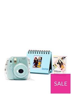 fujifilm-instax-mini-9-camera-kit-with-10x-macaron-film-glitter-case-amp-flip-album