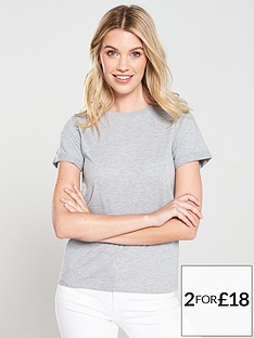 v-by-very-the-essential-rolled-sleeve-t-shirt-greymarl