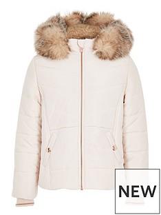 f8c9f1dc2ec 7/8 years | River island | Coats & jackets | Girls clothes | Child ...