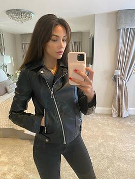michelle-keegan-pu-leather-look-jacket-black