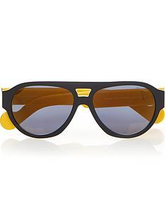 moncler-mens-ml0095-sunglasses-navyyellow