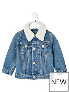 river-island-mini-boys-blue-borg-collar-denim-jacket