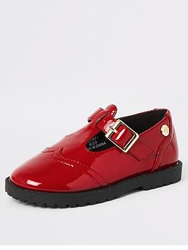 river-island-mini-girls-patent-shoes-red
