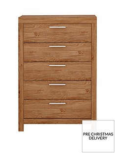 Cuba 5 Drawer Chest