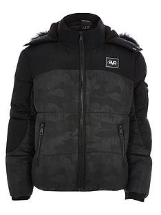 river-island-boys-black-camo-padded-jacket