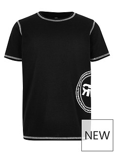 river-island-boys-printed-t-shirt-black
