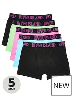 river-island-boys-5-pack-neon-boxers-multi