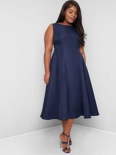 chi-chi-london-curve-anthea-midi-dress-navy