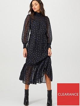 v-by-very-floral-shirred-high-neck-midi-dress-blackfloralnbsp