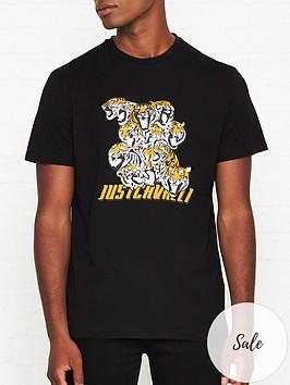 just-cavalli-tiger-embroidery-t-shirt-black