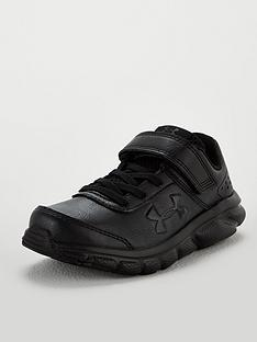 under-armour-assert-8-childrens-trainers-black