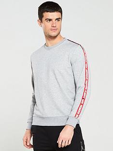 alpha-industries-alpha-industries-tape-sweatshirt-grey-marl