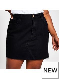 5e3bda78a2 Black | Denim Skirts | Skirts | Women | www.very.co.uk