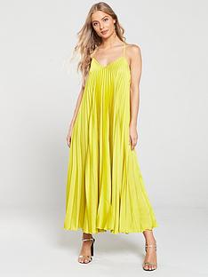 river-island-yellow-maxi-dress-yellow