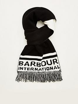 barbour-international-fleet-knit-scarf