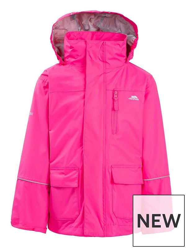 huge range of latest releases aliexpress Prime II 3-in-1 Jacket - Pink