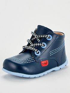 kickers-baby-kick-hi-leather-boots-blue