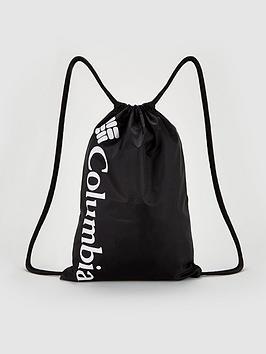 columbia-drawstringtrade-bag-black