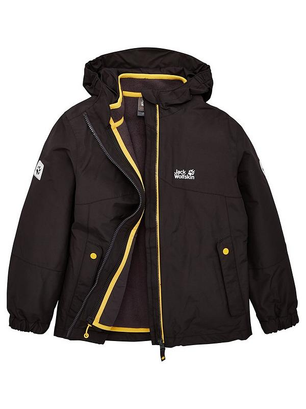 huge selection of cheap for discount competitive price Boys Iceland 3-in-1 Jacket - Black