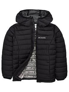 columbia-powder-litetrade-boys-hooded-jacket-black