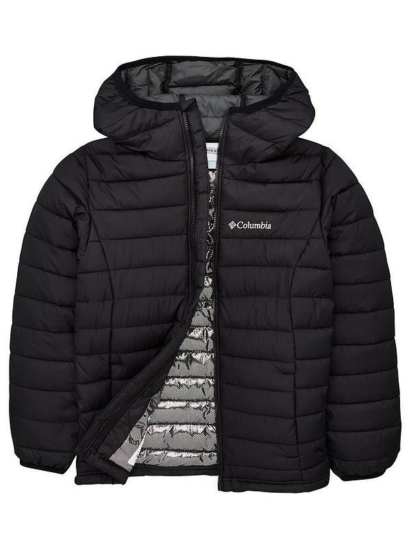 Columbia Boys Powder Lite Boys Hooded Jacket