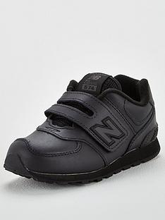 new-balance-574-infant-trainers-black