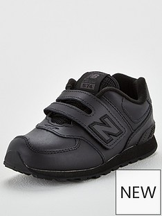 new-balance-574-infant-trainers-black