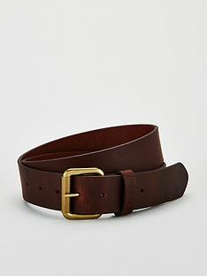 barbour-matt-leather-belt
