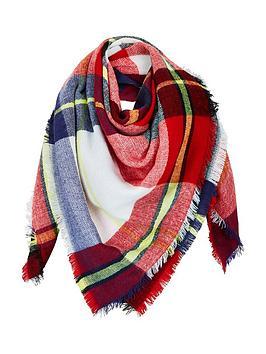 v-by-very-bright-check-woven-scarf