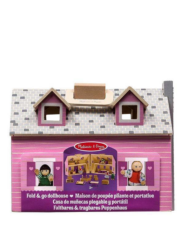 Fold Go Dolls House