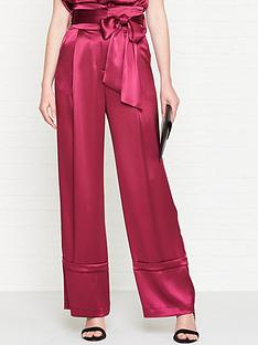 outline-oakley-wide-leg-trousers-purple