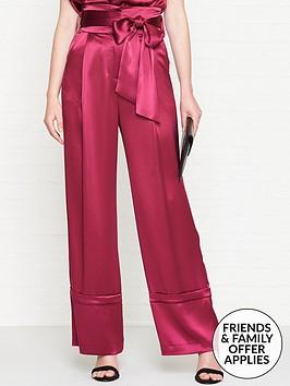 outline-oakley-wide-leg-trousers-purple