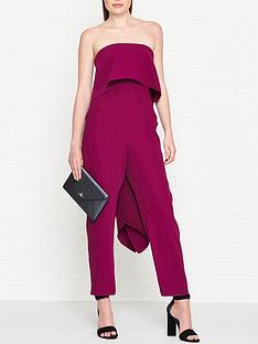 outline-woburn-bandeau-jumpsuit-purple