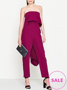 outline-woburn-bandeau-jumpsuit-purple