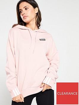 adidas-originals-ruched-hoodie-pinknbsp