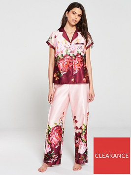 b-by-ted-baker-serenity-satin-straight-pyjama-pant-pink