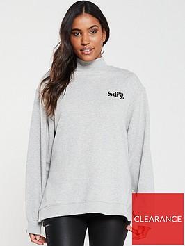 superdry-ana-high-necknbspsweatshirt-dark-greymarl