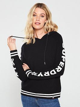 superdry-logo-sleeve-logo-hoodienbsp--black