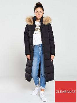 superdry-longline-quilted-everest-jacket-black