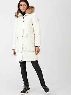 hunter-original-insulated-parka-white