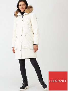 hunter-original-insulated-parka-white