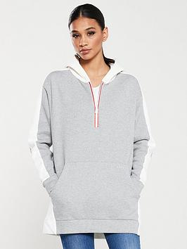 boss-casual-oversized-hoodienbsp--grey