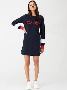 tommy-hilfiger-laureen-long-sleeve-sweater-dress-navy